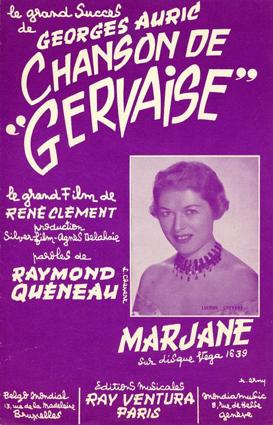 Léo Marjane Marjane Accompagnée Par Orchestre Jo Moutet Jo Moutet Et Son Orchestre Quand J'ai Vu José - Toi Et Tes Yeux D'ange