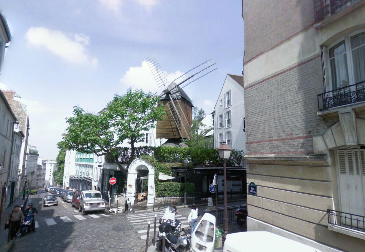 Caf Ef Bf Bd Du Moulin Le Vernet